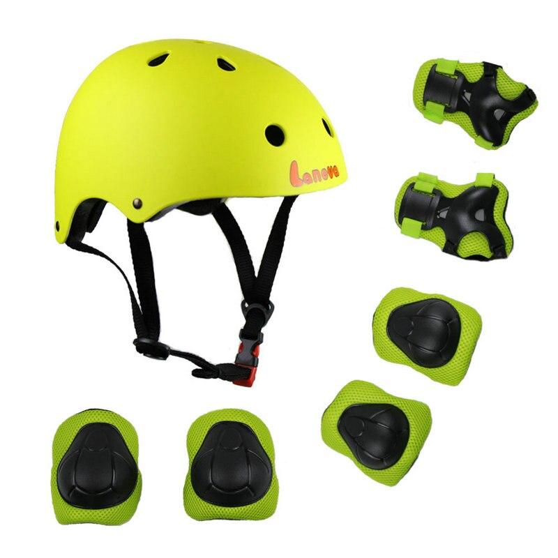 LANOVA Protector 7Pcs / set Велосипедпен сырғанау - Спорттық киім мен керек-жарақтар - фото 4