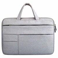 Fashion Portable Notebook Handbag Air Pro 11 12 13 14 15 6 Laptop Bag Sleeve Case