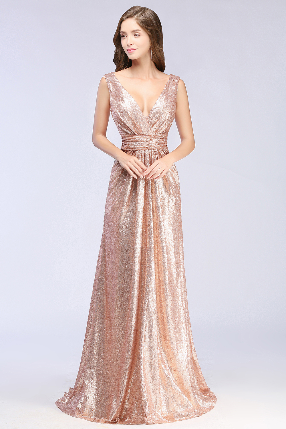 Babyonline-V-Shinny-Rose-Gold-Sequin-201