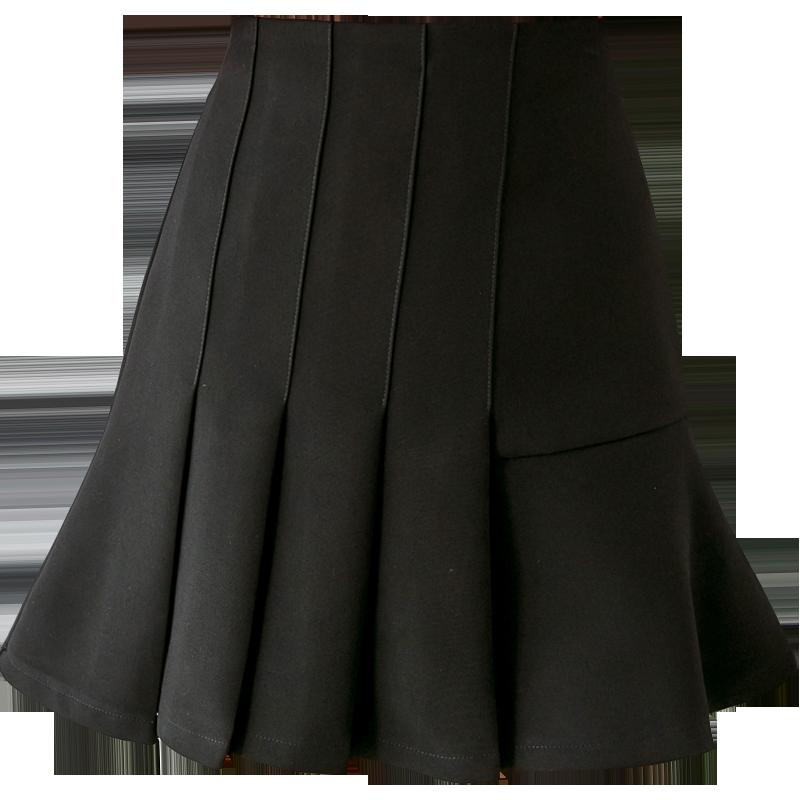 Short Skirt Irregular-Half-Length-Skirt High-Waist Fashion New Photo Spot Summer Slim