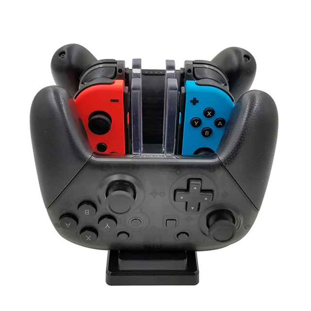 6 in 1 Charging Dock For Nintendo Switch