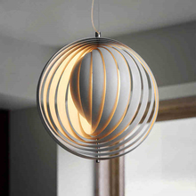 Luminaria Nordic Modern LED Pendant Light for Living Room Abajur Circle Ring Hanging Lamp Home Deco Hanglamp Fixtures