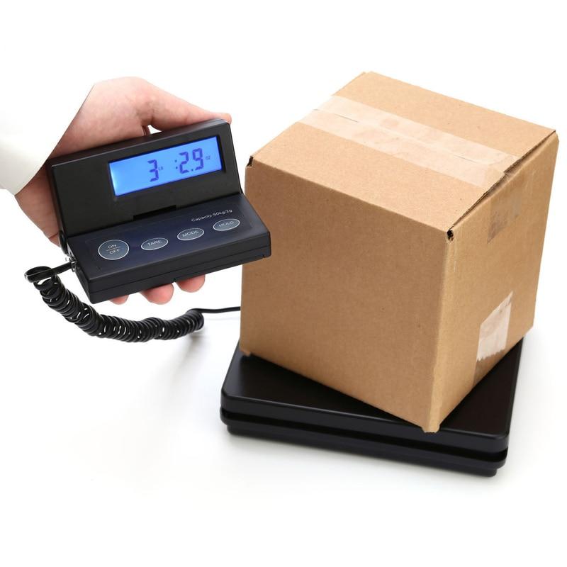 110lbs50 kg postal escala postal pacote carta
