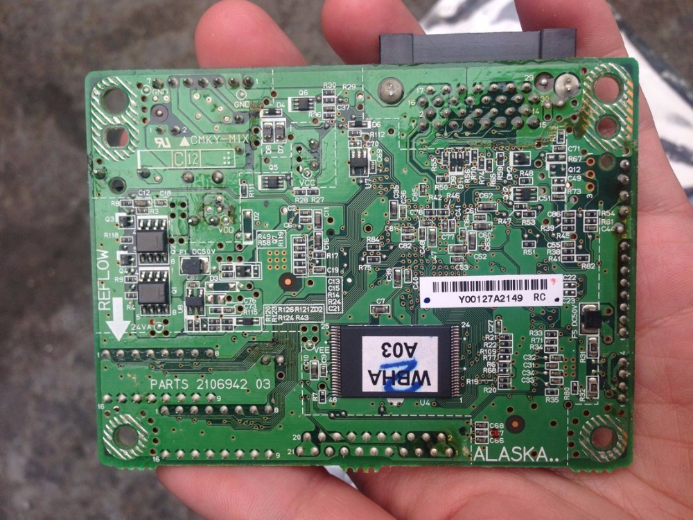 MAINBOARD FOR Epson TM-T88IV M129H epson r1900 mainboard 2117123