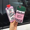 """2016 Luxury Love Potion Chill Pills Bottle Phone Case For For iPhone 7 6 6s 4.7"""" 7plus 6Plus 6S+ Soft Silicone 3d Para Fundas"""