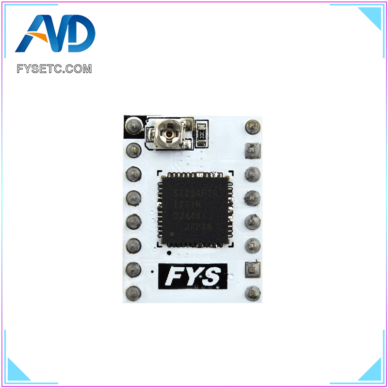 5pcs 3D Printer TB67S109 Stepstick S109 Stepper Motor Driver Compatible with Pololu pin definition/57 Stepper Motor