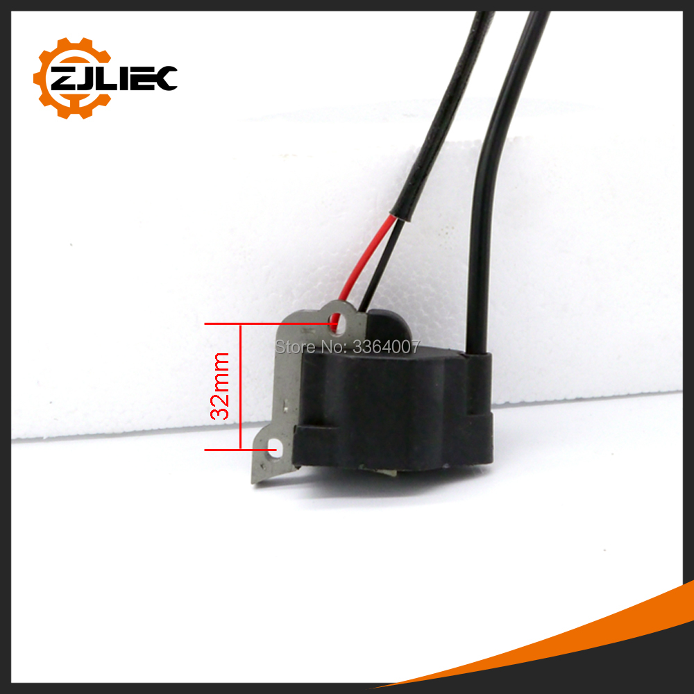gx35 Ignition Coil For HONDA 4-strokes grass trimmer GX35 GX35NT UMK435  BRUSH CUTTER 140F 30500-Z0Z-013 HT