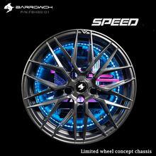 Barrowch Скорость серии ограниченное колеса концепция чехол