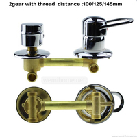 Steam shower cabin shower screen concealed hot and cold mixing valve faucet wm 3022k