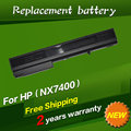 JIGU Laptop Battery For HP Compaq nc8430 nw8200 nw8240 nw8440 nw9440 nx7300 nx7400 nx8200 nx8220 nx8420 nx9420 4400mah