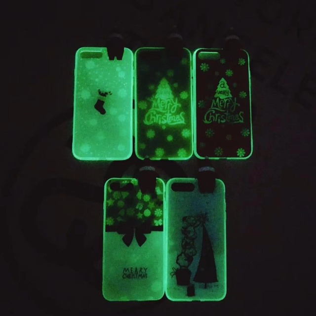 glowing iphone 8 case