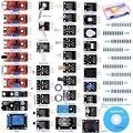 Miroad 37 Módulo Sensor O Starter Kit Projetos Robô para Arduino Nano Arduino Uno R3 Raspberry Pi 3 2 Mega Devido rogramação K5