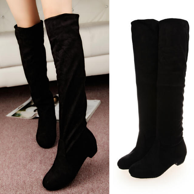 Aliexpress.com : Buy Womens boots 2015 Fashion autumn High heeled ...