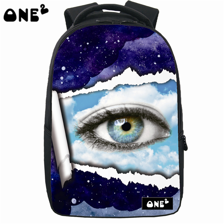 ФОТО ONE2 New design laptop survival backpack high backpack 3d teenager kids backpack with wheels custom design backpacks