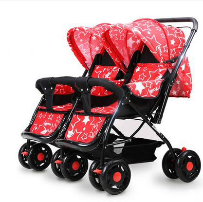 Popular Double Stroller Lightweight-Buy Cheap Double Stroller ...