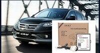 Universal Car System Lusterka Składane Lusterka Boczne Samochodu Składany Zestaw Universal Car Styling Akcesoria Samochodowe do Honda CRV FIT