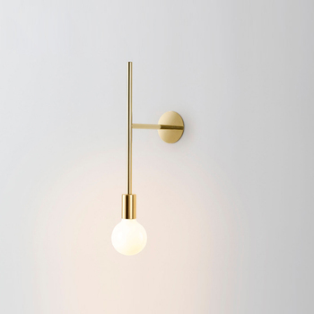 Indoor Wall Light Kitchen Black Wall Lamp Bedroom Gold Sconce Bar Modern Wall Lighting
