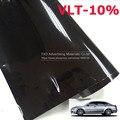50X300 CM (1.64FTx9.84ft) VLT: 10% Ventana De Coche solar UV Protege la película para ventanas de coche con negro 5%, 15% 20% 25% 30% 35% 40% 45% para la Opción