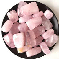 Natural Rose Quartz Pink Crystal Rock Chip Healing Reiki Chakra Gravel Stone Minerals Specimen Health Decoration Collection