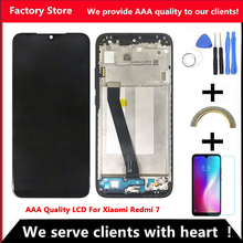 10-Touch LCD For Xiaomi Redmi 7 LCD With Frame Display Screen For Redmi7 LCD Screen With Frame Display