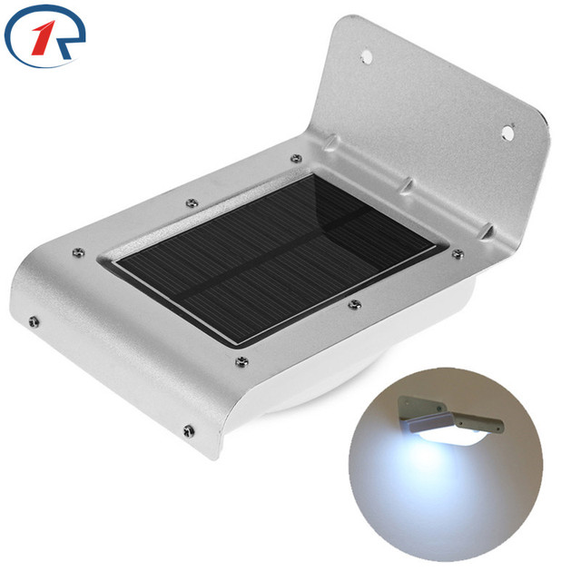Aliexpress buy zjright outdoor 16 led solar rechargeable zjright outdoor 16 led solar rechargeable lights powered motion sensor led lamp energy saving home garden aloadofball Image collections
