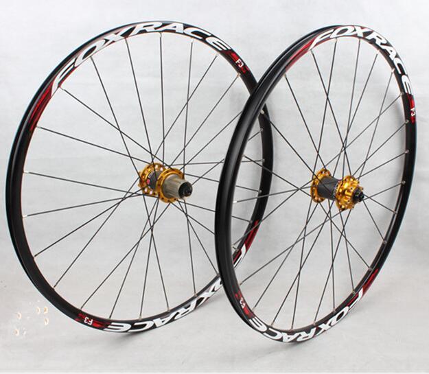 FOXRACE MTB Mountain font b Bike b font 26 27 5inch ultra light carbon big hub