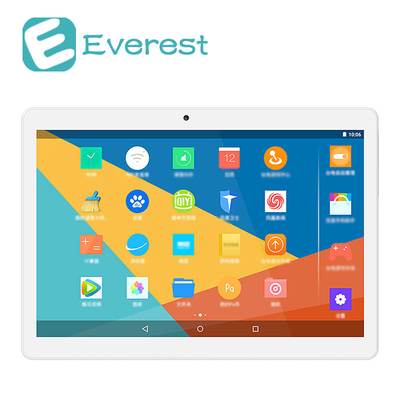 Teclast X10 tablets Quad Core 3G Phone tablet pc 10.1 inch Android 6.0 IPS 1280x800 Screen 1GB/16GB HDMI WiFi android tablet