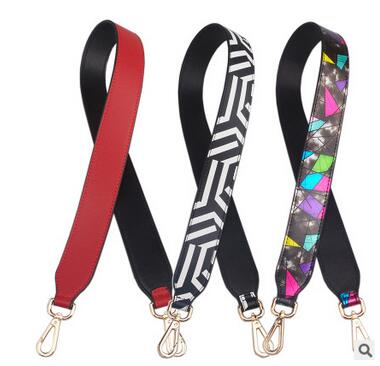 NEW Arrival Strapper You PU Women Shoulder Strap Belts With Any Style Bag Simple And Generous Design 12 Colors Available PJ006