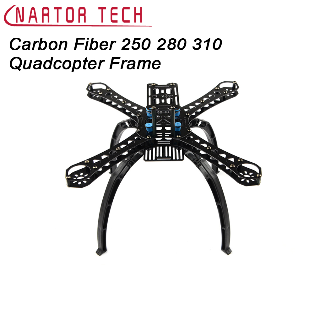 Nartor High Quality Glass Fiber Mini 250 FPV Quadcopter Frame Mini Quad Frame Holder for DIY Drone high quality carbon fiber mini 250 fpv quadcopter frame mini quad frame holder for zmr250 qav250