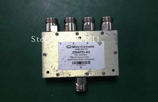 [BELLA] Mini-Circuits ZB4PD-42 1700-4200MHZ A Four Divider N
