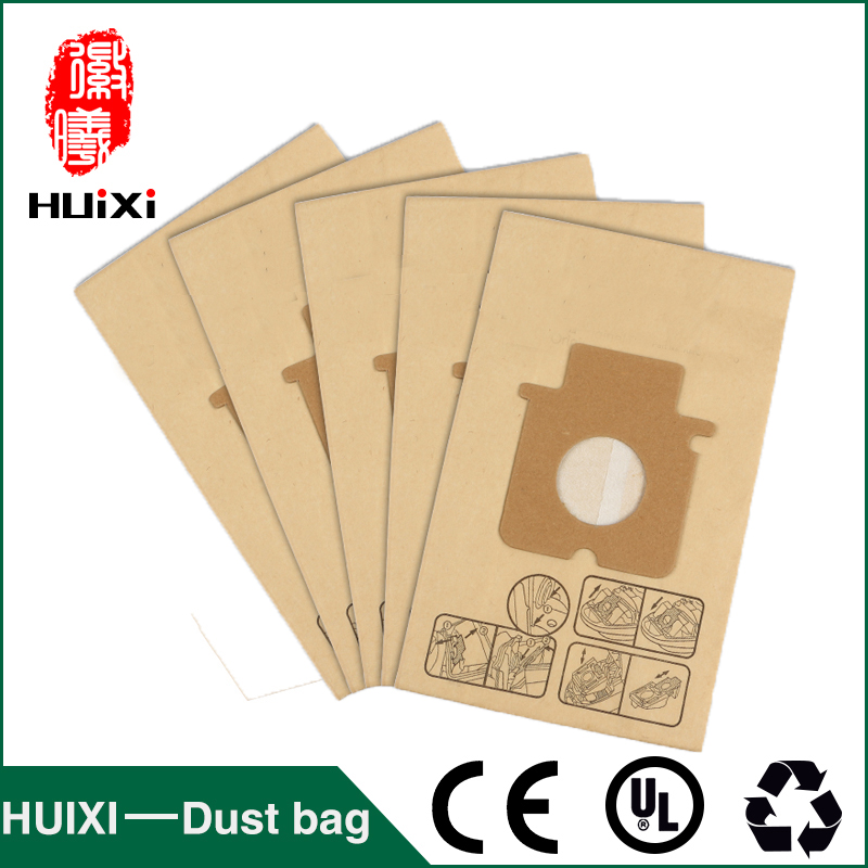 Vacuum cleaner paper dust bags and change bags with high quality of household vacuum cleaner for MC-E7101 MC-E7102 MC-E7103 etc