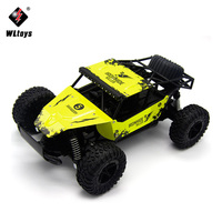 Machine On Remote Control 1 16 2WD Radio RC Car 2 4G Super Cross Country Climbing