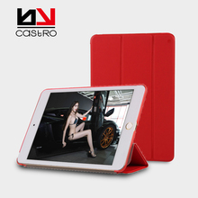 Case for iPad Air 1 Fashion Tablet Designer PU Leather Bumper Stand color Auto Sleep Smart case for iPad Air 2 for iPad 5(China)