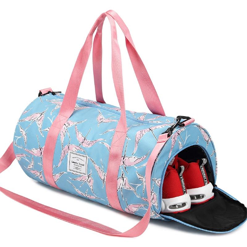 Fitness Sports Gym Bag Travel Hand Luggage