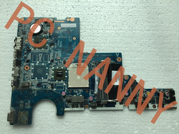 DA0AX2MB6E1 592809-001 For HP G56 CQ62 CQ42 Laptop motherboard DDR3 Socket S1 Integrated Full Tested!