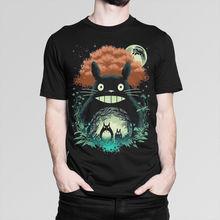 My Neighbor Totoro – Studio Ghibli Dark Night Totoro T Shirt