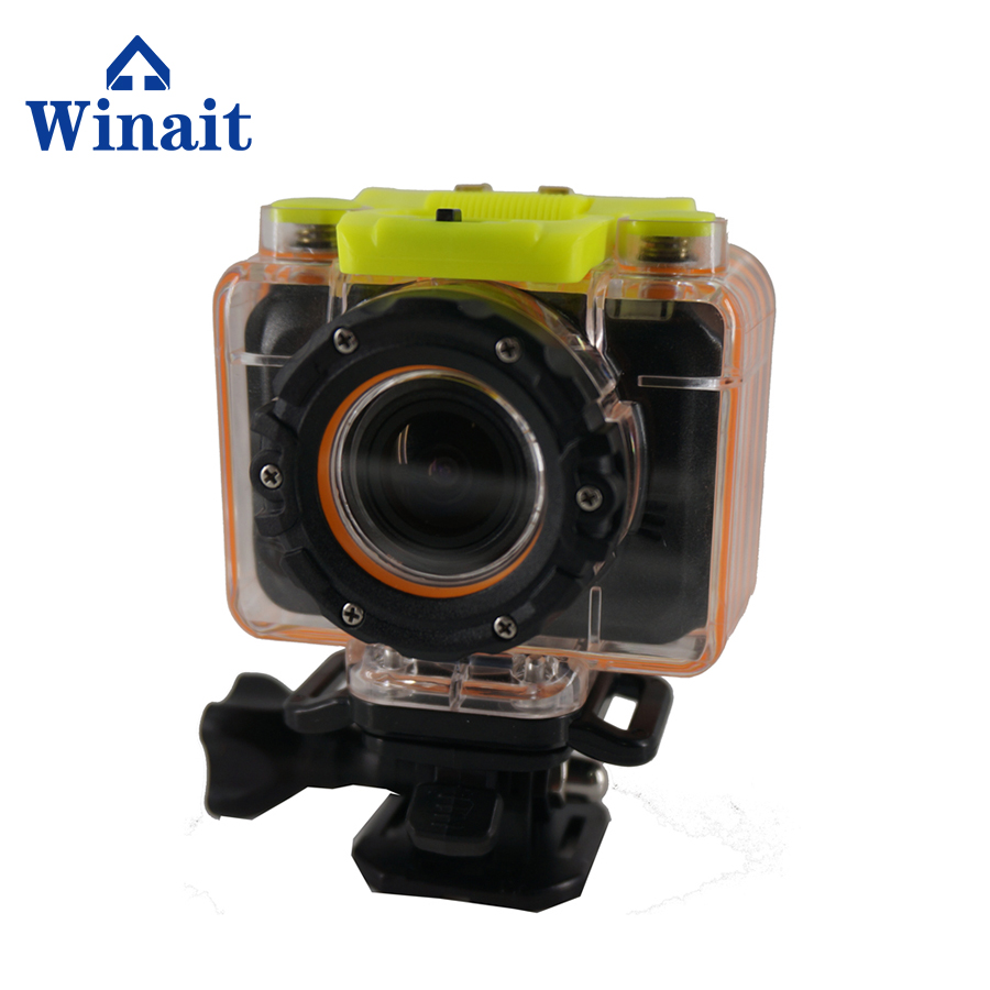 Winait full hd 1080p waterproof action camera ,digital sports video camera mini dv free shipping часы наручные mitya veselkov часы mitya veselkov классика в розовом арт mv 136