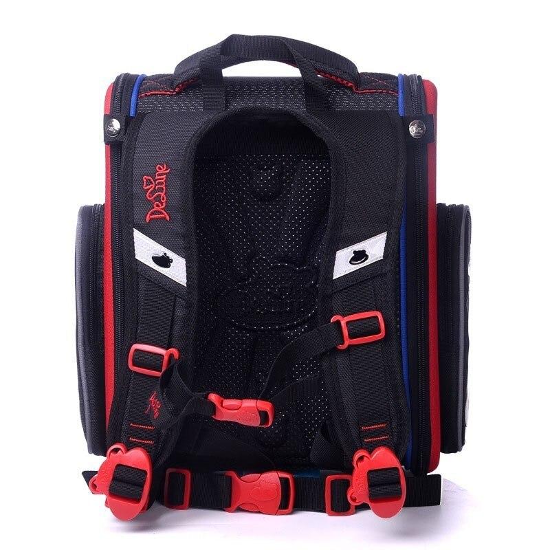 Children Grade 1 4 School Back Pack Bags Satchel For Boys Primary School Backpack Orthopedic Schoolbag Children Backpacks Bag in School Bags from Luggage Bags