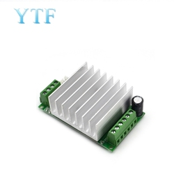 Tb6600 4.5a controlador de placa de acionamento do motor de passo do motorista do motor de passo único-eixo