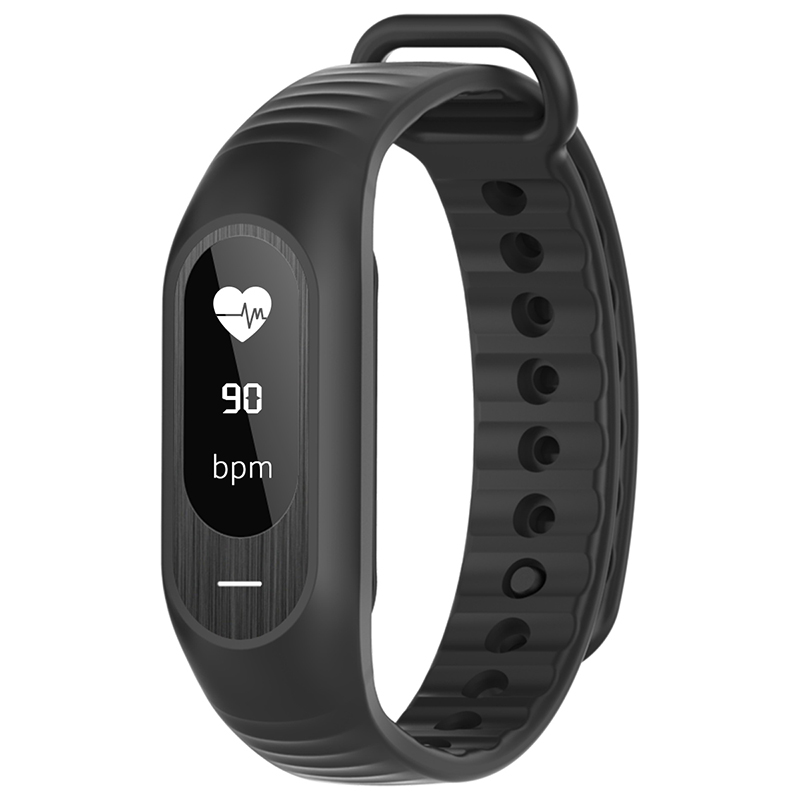 New B15P Smart Bracelet Heart Rate Monitor Blood Pressure Smart Wristband IP67 Waterproof Sport Watch for Men and Women the blood pressure bracelet is measured in the heart rate sleep monitor and the bluetooth waterproofing movement bracelet