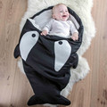 1 pc shark Cartoon bunting bag Child anti kick Bao Baobao was Cart available cTRQ0334