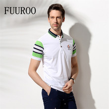 Men Polo Shirts Brand Cotton Summer Short Sleeve High Quality Business Shirts Breathable Casual Polo Shirts W4001-Euro Size