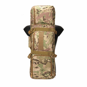 Image 1 - Tactical 85cm/33.5 Gun Backpack with Protable & Shoulder Strap Military Airsoft Shotgun Carrying Case Hunting Accessories
