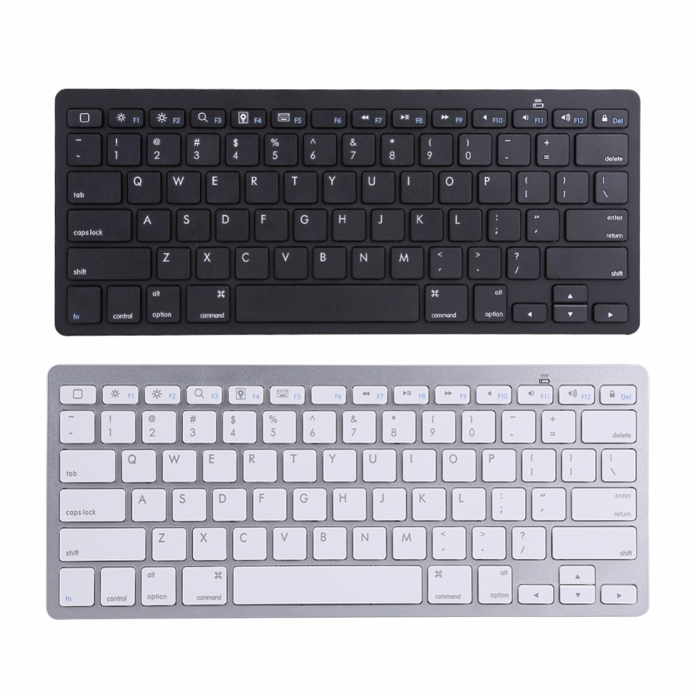 Bluetooth Wireless Keyboard Keypad Ultra Slim For Android