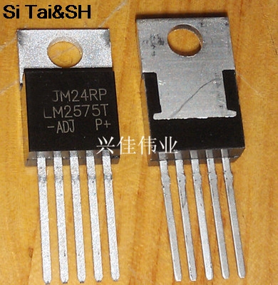 5Stks LM2575T-5.0 LM2575T 5V Switching Regulator TO-220 NEW