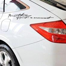 Dewtreetali наклейки жизнь Красивая виниловые наклейки на машину наклейка персональные водонепроницаемые аксессуары виниловая наклейка