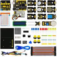 2018 NEW!keyestudio Environment Monitoring PM2.5 Kit for Arduino Education Starter With Uno board +V5