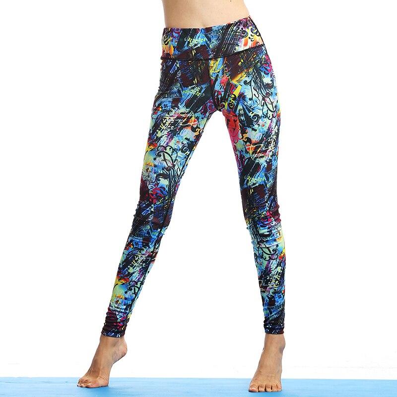 Women Yoga Pants Fitness Sport Leggings (2)