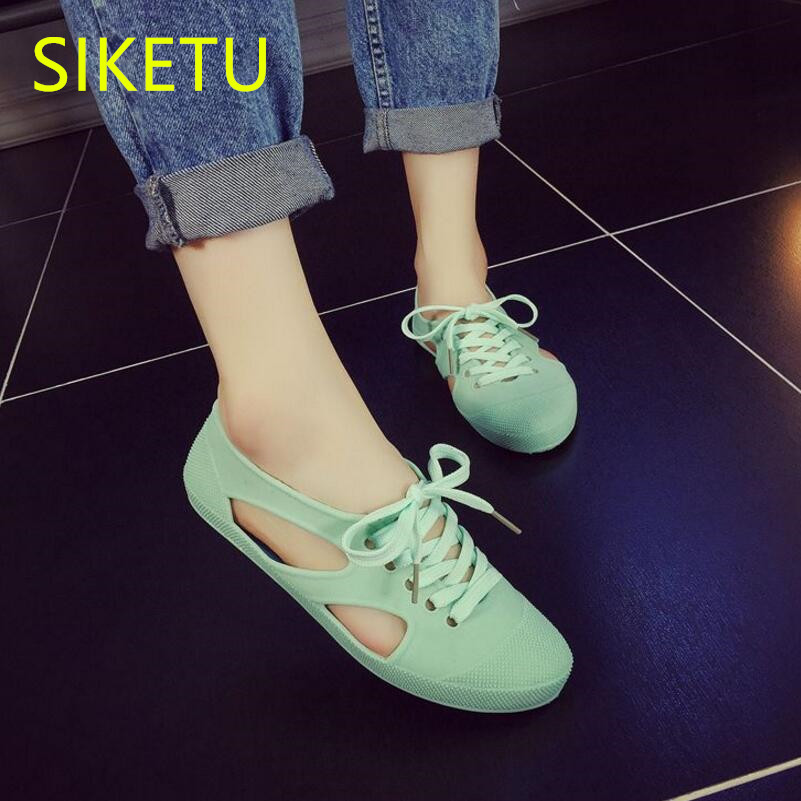 SIKETU Free shipping Summer sandals Fashion casual shoes sex women shoes flip flop Flat shoes Flats l059 flip flop Beach women shoes 2018 summer breathable fashion lady s casual shoes lace up girls handmade women woven shoes flip flop footwear 599w