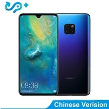 Office Huawei Mate 20 6G 64G Original Mobile Phone 4G LTE Octa Core 6.53 Android 9.0 2244*1080 4000mAh Fingerprint ID NFC